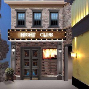 светодиодная вывеска детский клуб